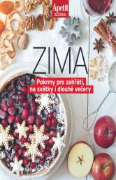 Apetit sezóna ZIMA - Pokrmy pro zahřátí, na svátky i dlouhé večery (Edice Apetit)