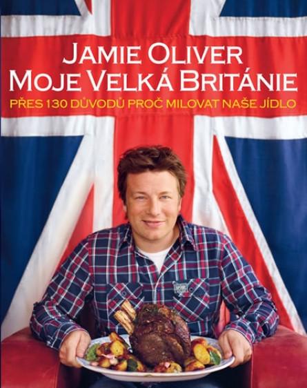 Jamie Oliver - Moje Velká Británie